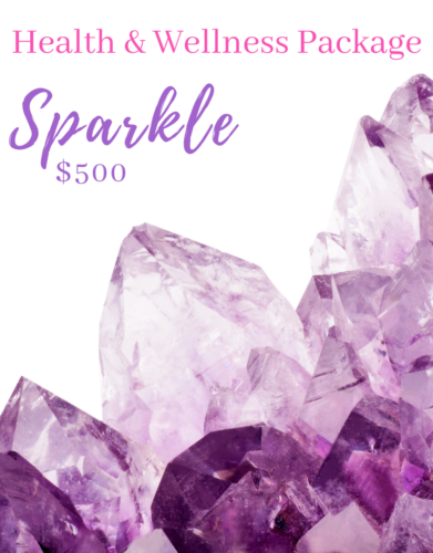 Sparkle Health & Wellbeing Pack